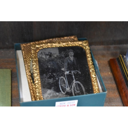 1636 - <strong>Bicycling:</strong>a 'World's Championships Meeting, Glasgow 1897' photograph album, the fi...