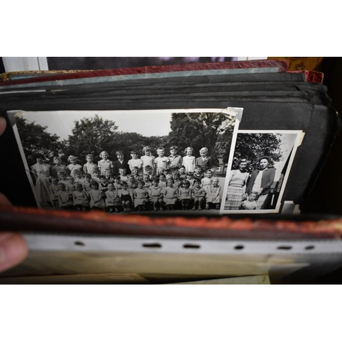 1667 - <strong>A collection of photograph albums and ephemera.</strong>...