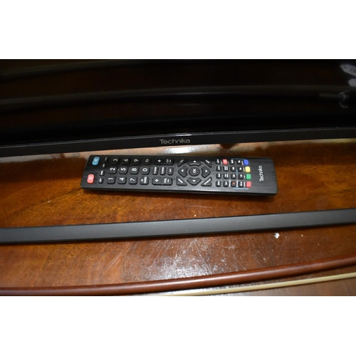 1818 - <strong>A Technika 50 inch LED television,</strong>with remote control....