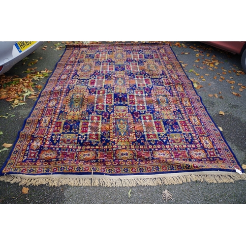 1100A - <strong>Two Lansdowne Wilton carpets. </strong>...