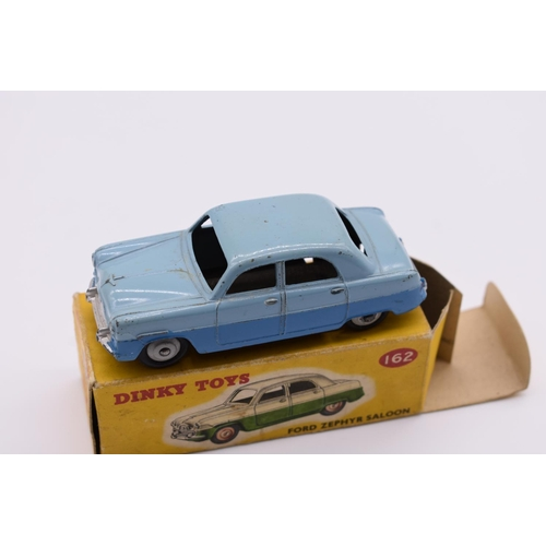 1593 - <strong>Dinky Toys: </strong>four vintage boxed vehicles comprising: Hudson Hornet No.174; Sunbeam R...