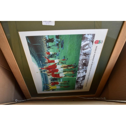 1029 - A quantity of pictures.<strong>This lot can only be collected on Saturday 5th September (10-2p...