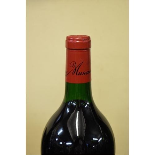 503 - <strong>A 150cl magnum bottle of Chateau Musar, 1993,</strong>Gaston Hochar....