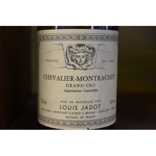 515 - <strong>A 75cl bottle of Chevalier Montrachet, 1992,</strong> Louis Jadot. (1)...