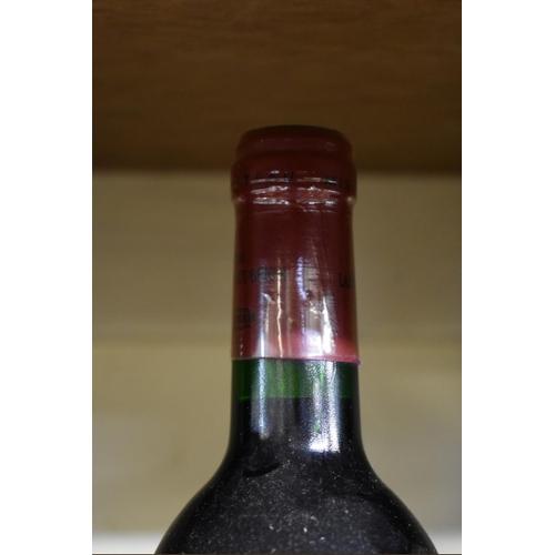522 - <strong>A 75cl bottle of Chateau Larrivet-Haut-Brion, 1990,</strong>Pessac-Leognan. (1)...