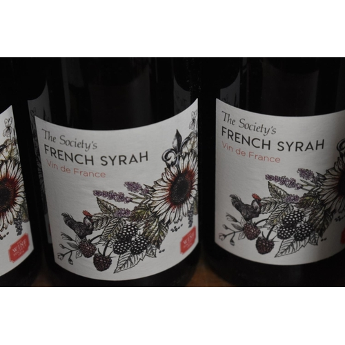 634 - <strong>A mixed case of red wine, </strong>comprising: four 75cl bottles of Ode d'Aydie Madiran, 201...