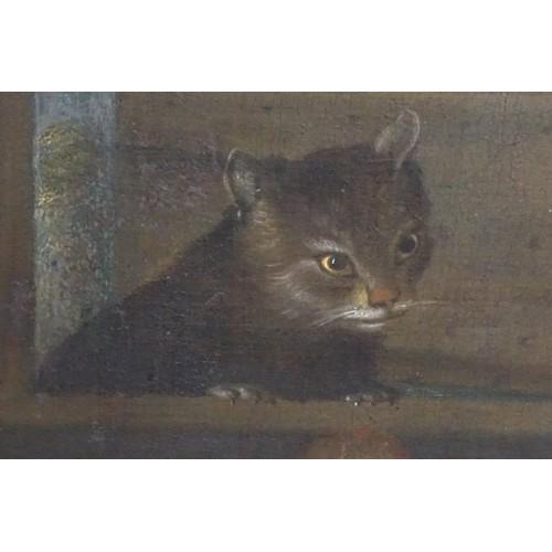 1861 - <strong>(THH) Attributed to Christoffel Van Den Berghe or Gillis Gillisz de Bergh (Dutch, 17th centu...