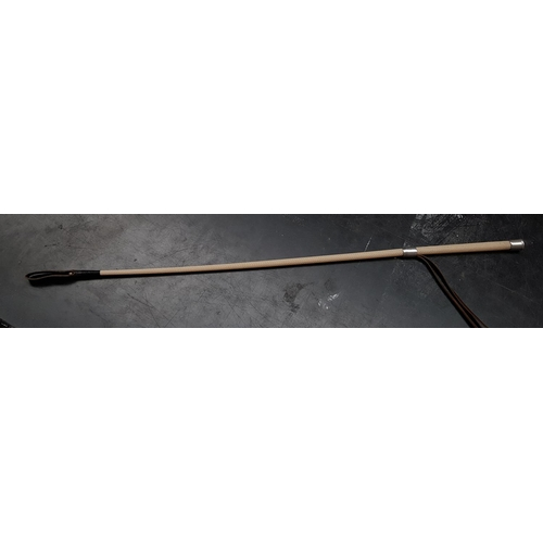 12 - Brand new Lindop riding crop L30ins...