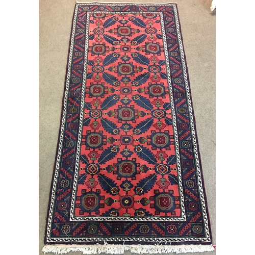 50 - Rug / Runner Measures 94x200cm...
