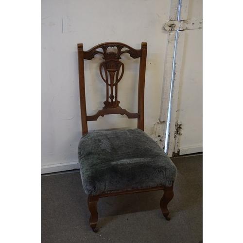 51 - Nursing chair...