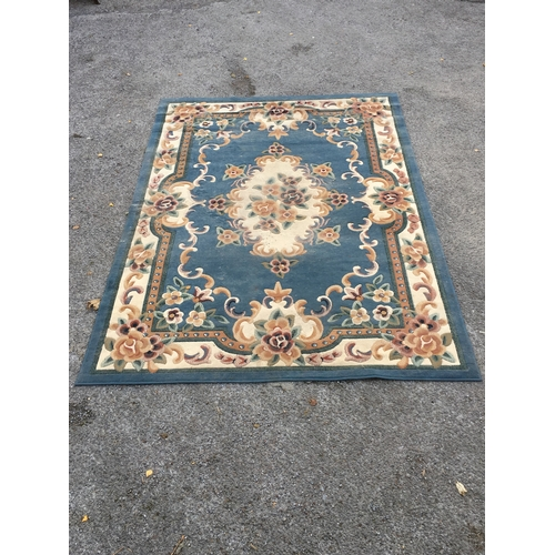 51 - Large rug 198cm x 285cm...