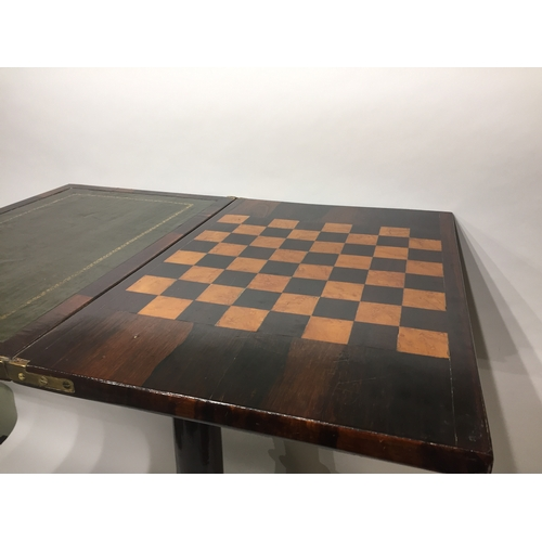 37 - Folding Games Table...