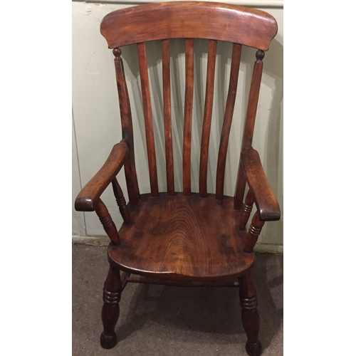 43 - Early Carver Chair...