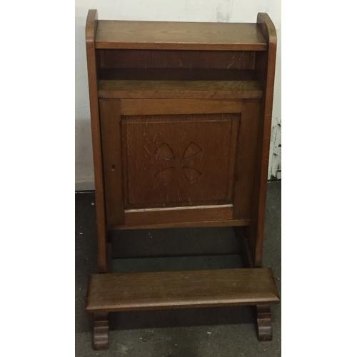 10 - Vintage Church Kneeling Pew...