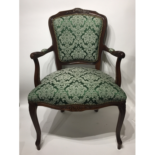 13 - French Style Chair...