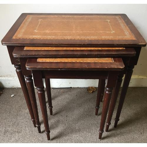 27 - Vintage Nest Of Tables...
