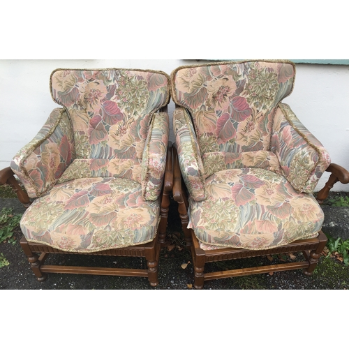 11 - 2 X Ercol Chairs...