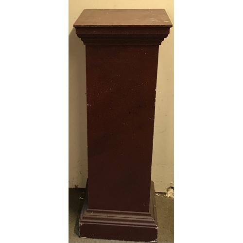 59 - Plinth Display  Stand / Column  120 x 413 x 43 cms...