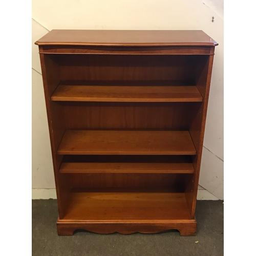 13 - Bookcase  110 x 80 x 34 cms...