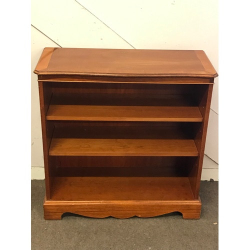 14 - Similar To Previous Lot Bookcase  81 x 80 x 34 cms...