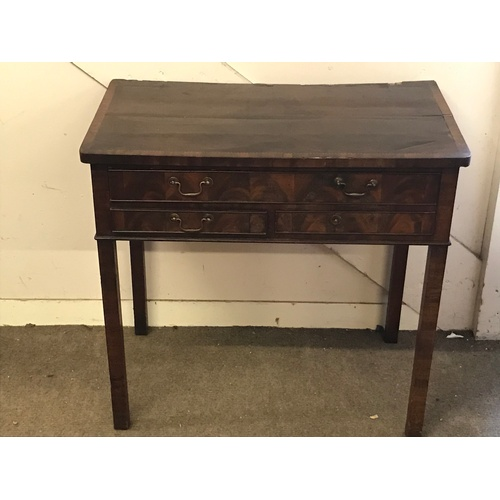 16 - Hall Table With Drawers 77 x 42 x 72 cms...