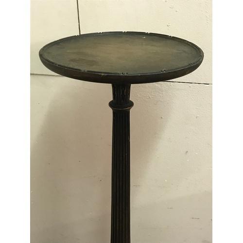 39 - Antique Torchere 137 cms High...