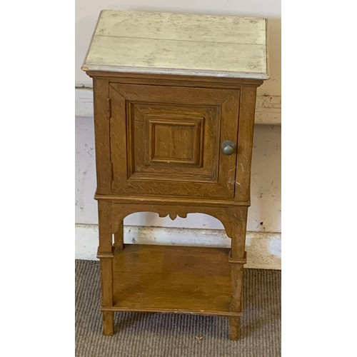 8 - Vintage French Pot Cupboard.