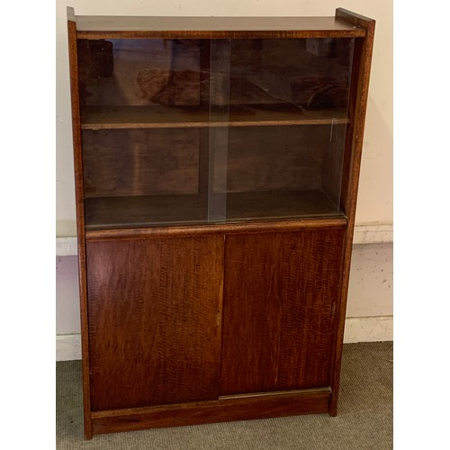 25 - Vintage Bookcase 76 x 25 x 120 cms