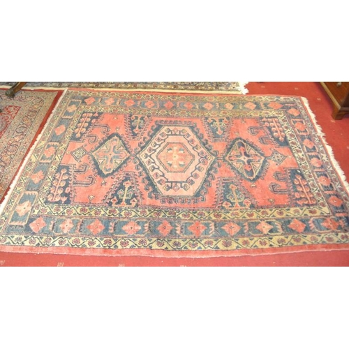 181 - Oriental hand knotted carpet 150 x 200cm...