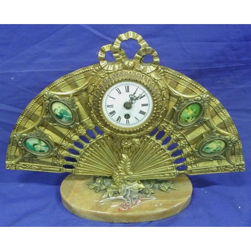 19 - Ornate brass