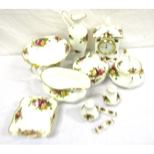 4 - Assorted lot of Royal Albert porcelain in box...