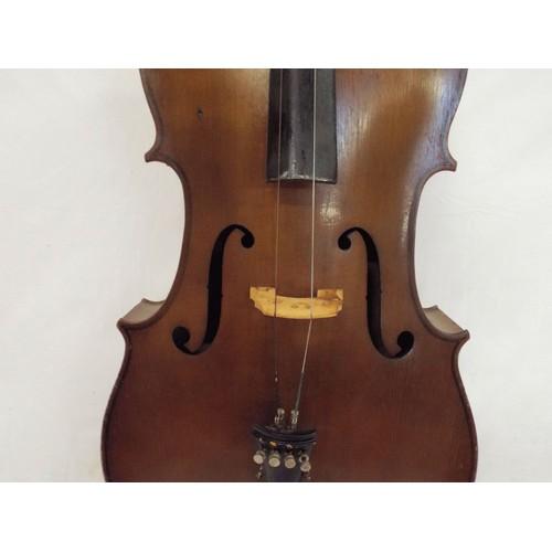 57 - Artia 'Excelsior' Boosey & Hawkes import cello 117cm