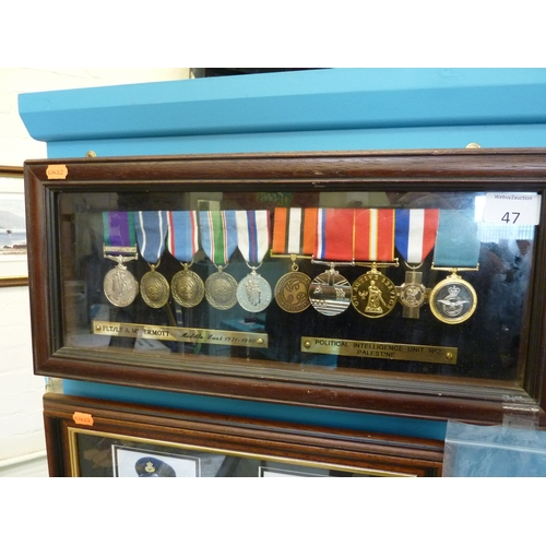 47 - A full collection of C705 Flight Lieutenant A McDermott, Royal Air Force Period of Service 1971 - 19...
