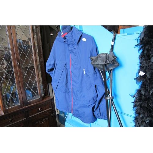 7 - Rohan waterproof sailing jacket...