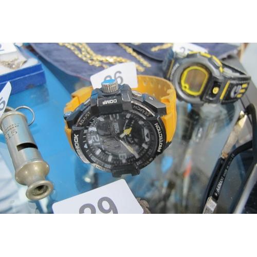 26 - Casio G-Shock watch...