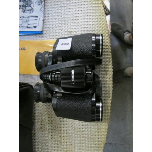 6 - A pair of Tasco binoculars...