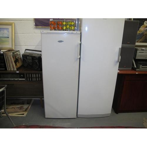 19 - Frigidaire tall freezer...