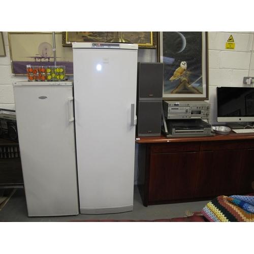 22 - AEG Santo fridge...