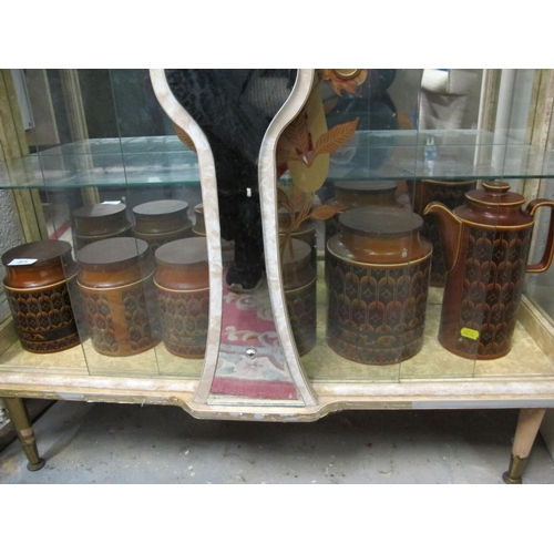 45 - Collection of 70's Hornsea pottery...