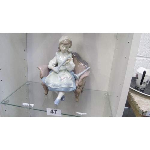 47 - Very scarce retired LLadro figurine 6183