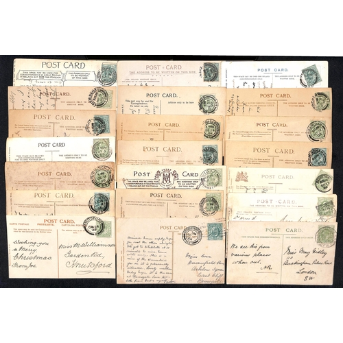 36 - Picture Postcards. c.1900-1930s Cards, mainly British but with some foreign noted, including scarce ...