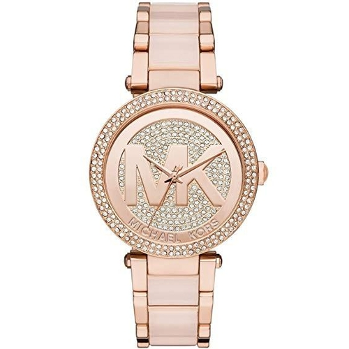 49 - BOXED BRAND NEW MICHEAL KORS WATCH, MODEL NUMBER- MK6176...