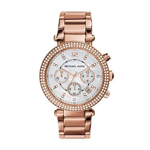 17 - BOXED BRAND NEW MICHEAL KORS WATCH, MODEL NUMBER- MK5491 ***NO VAT ON THE HAMMER***...