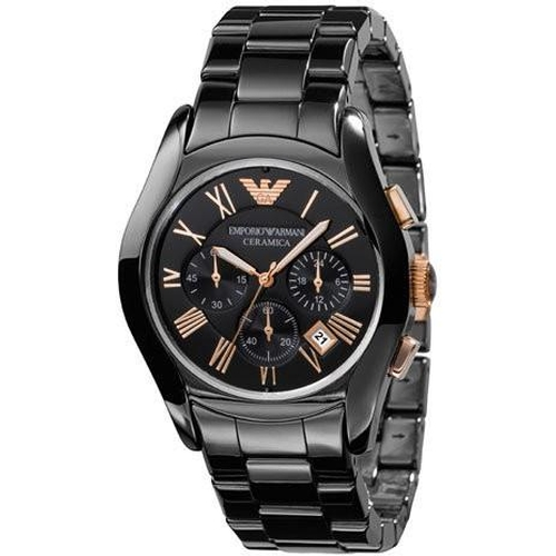 37 - BOXED BRAND NEW EMPORIO ARMANI WATCH, MODEL- AR1410 ***NO VAT ON THE HAMMER***...