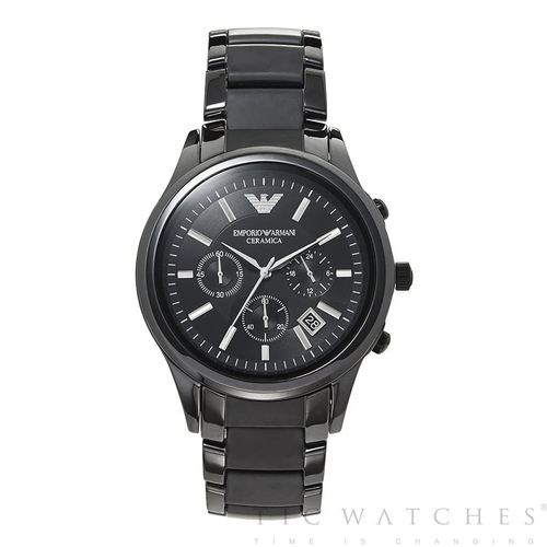 40 - BOXED BRAND NEW EMPORIO ARMANI WATCH, MODEL- AR1452 ***NO VAT ON THE HAMMER***...
