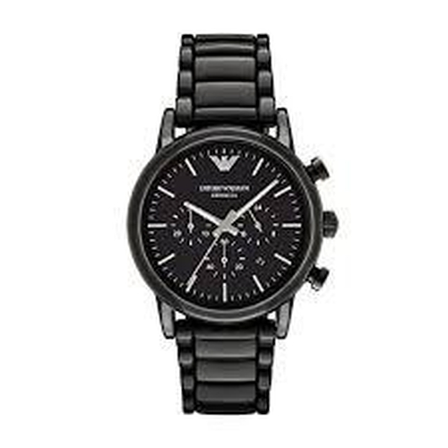 44 - BOXED BRAND NEW EMPORIO ARMANI WATCH, MODEL- AR1507 ***NO VAT ON THE HAMMER***...