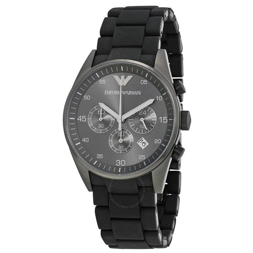52 - BOXED BRAND NEW EMPORIO ARMANI WATCH, MODEL- AR5889 ***NO VAT ON THE HAMMER***...
