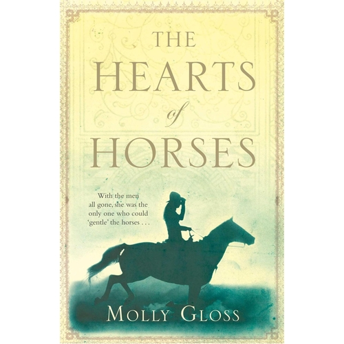 48 - Brand New The Hearts of Horses By Molly Glos, RRP-£7.99...