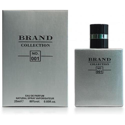11 - BOXED BRAND NEW BRAND COLLECTION ALLURE SPORT MENS ALTERNATE AFTERSHAVE, NO.001 25ML BOTTLE...