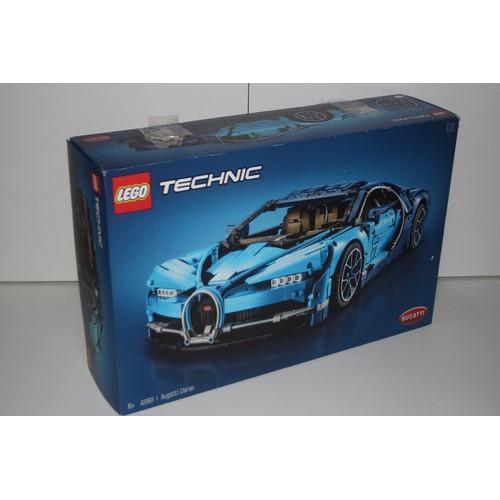 0L - GRADE U- LEGO 42083 Technic Bugatti Chiron Super Sports Car Exclusive Collectible Model, Advanced Bu...